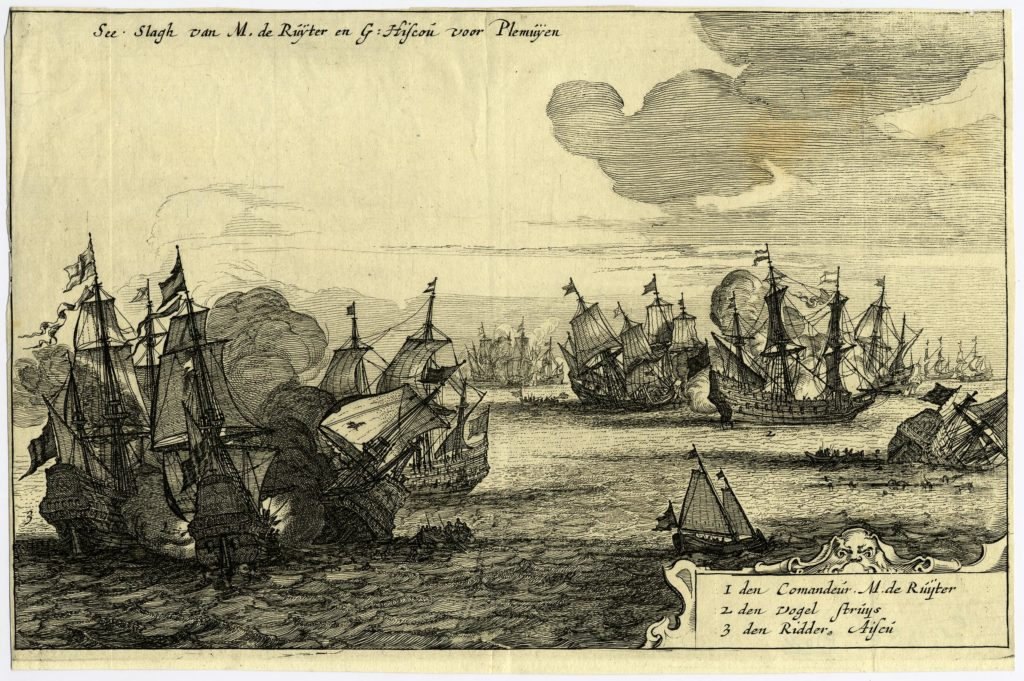The Battle of Plymouth