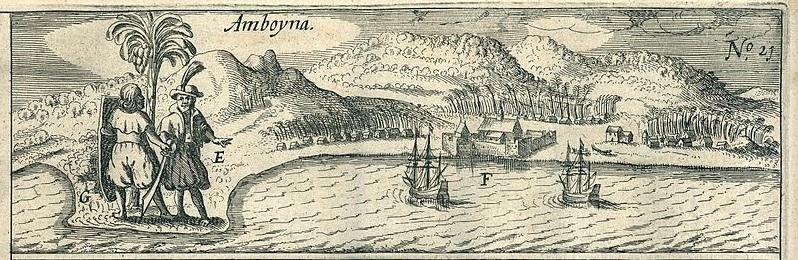 View of Amboyna